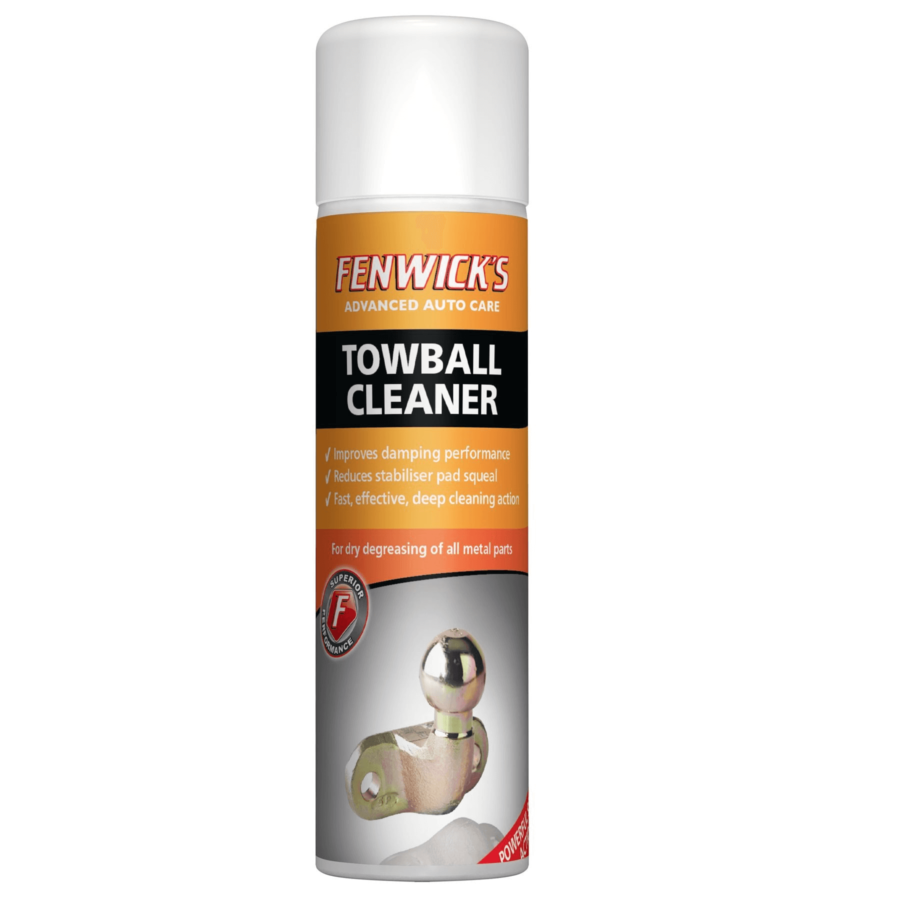 Towball Cleaner Chase Outdoors