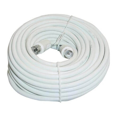 10 metre coax fly lead