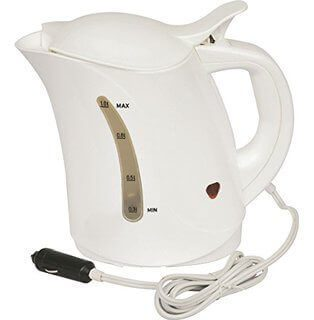 1L Travel Kettle