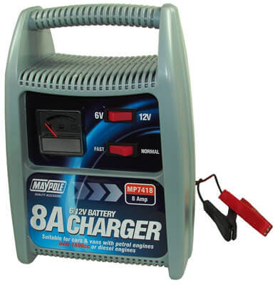 6/12v Battery Charger 8A