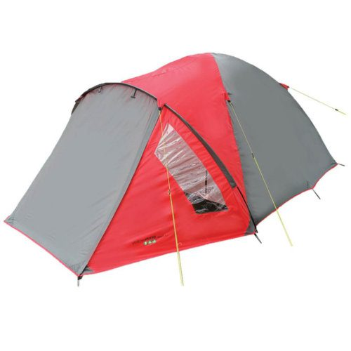 Ascent 3 Tent - Red