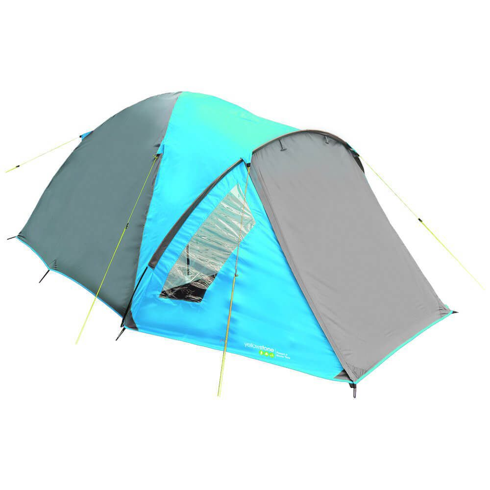 Ascent 4 Tent - Blue