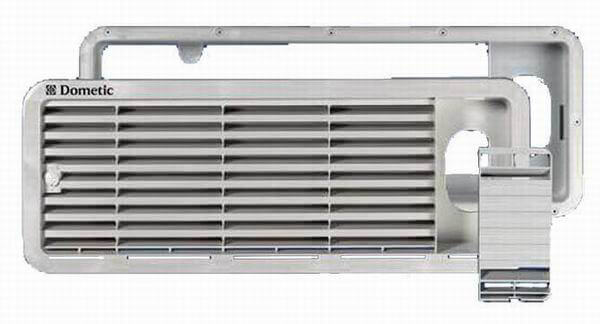 Dometic LS200 Bottom Vent Grill White