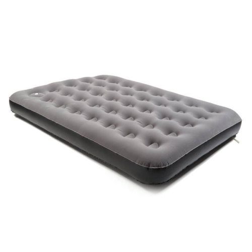 Double flock airbed