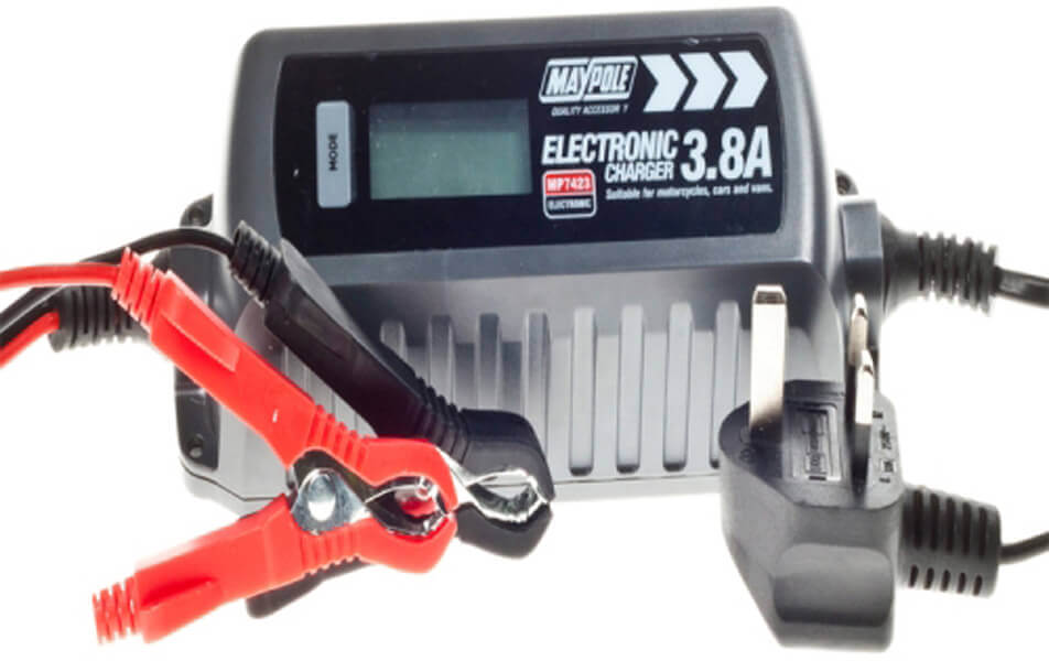 Electronic charger 3.8A