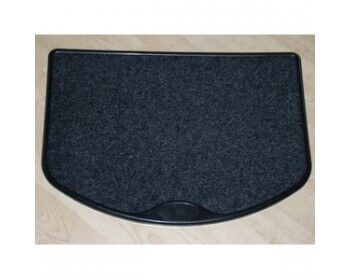Entrance Mat - Tray - Black