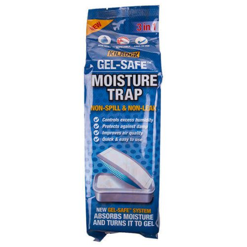 Gel-Safe Moisture Trap