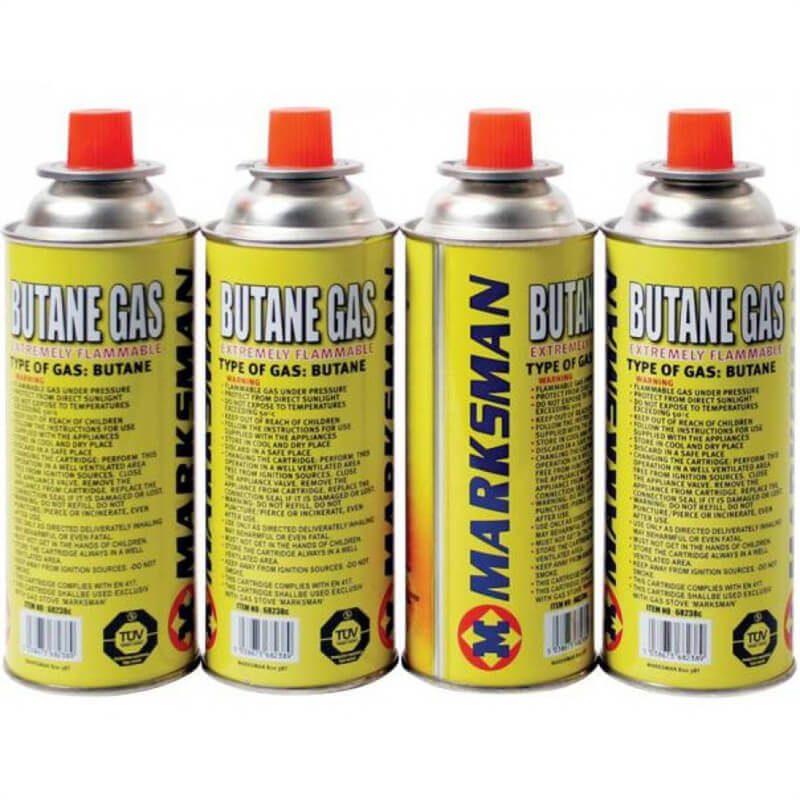 Marksman Butane Gas