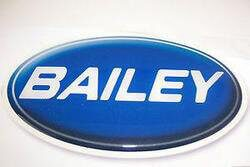 oval bailey badge