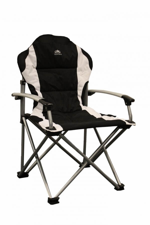Deluxe Steel Super Arm Chair Chase Outdoors